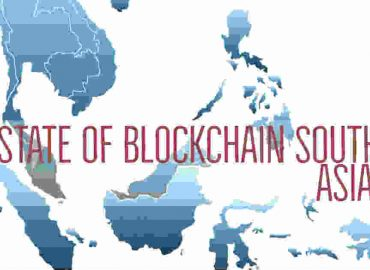 This is an image for a blog post on The state of Blockchain in Southeast Asia 2019