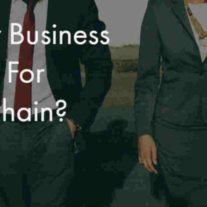 This is a blog post about how businesses can prepare for utilizing and implementing blockchain, also some important questions to ask