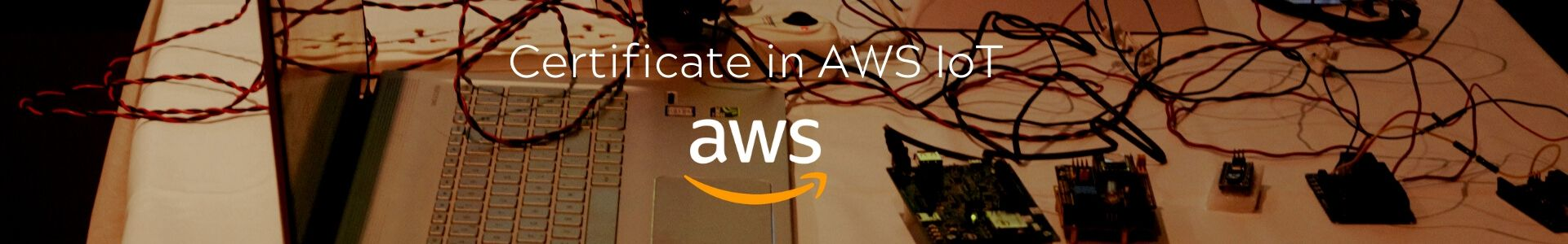 Certificate in AWS IoT