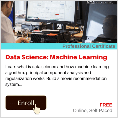 Data Science Machine Learning Course Banner