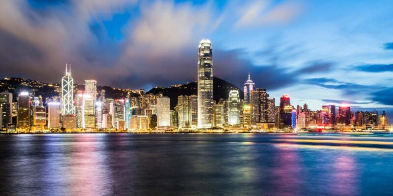 40 Percent of Fintech Firms In Hong Kong Use Blockchain Feature Image