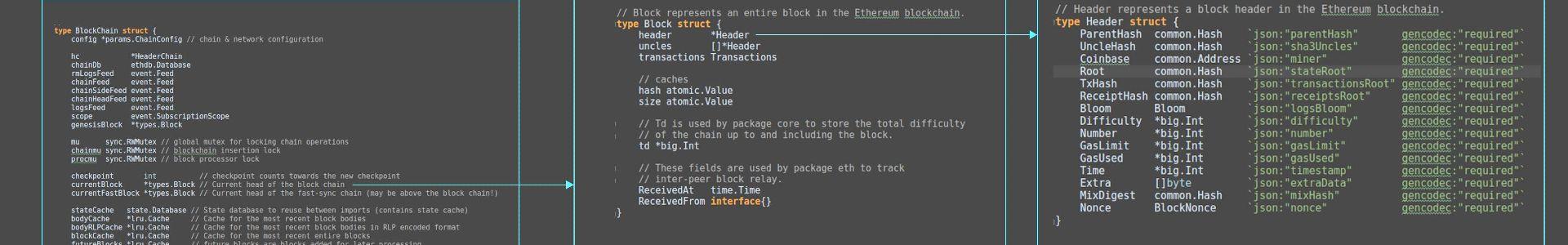 Blockchain Development Services Page Header Image