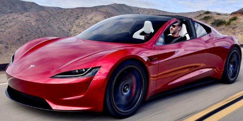 Blockchain Gaming Company Rewarding Real Tesla Car Feature
